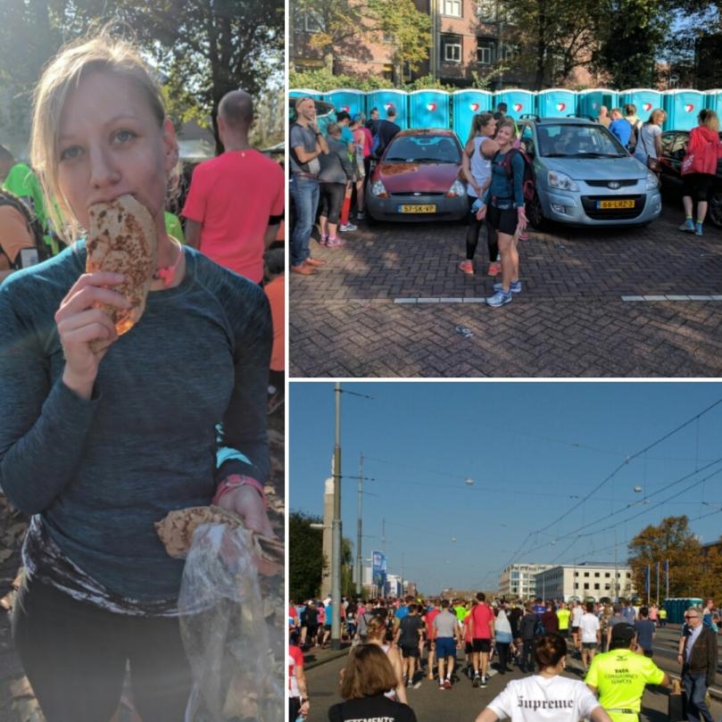 Halve marathon Amsterdam prep